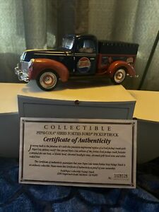 Pepsi Cola Delivery Truck 100th Anniversary Forties Ford NIB NEW