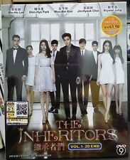 KOREAN Drama DVD THE INHERITORS Vol. 1-20 End Excellent English Sub ALL Region