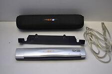Neat Receipts Scanalizer Portable Mobile Scanner SCSA4601EU w/Travel Case & USB