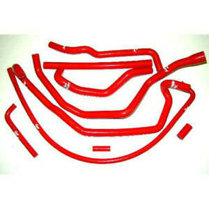 Roose Motorsport Silicone Ancillary Hoses for Fiesta XR2i MK3 1.6 CVH RMS23A
