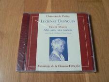 Lucienne Desnoues par Hélène Martin - CD EPM NEUF