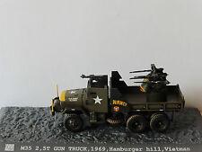 M35 2.5T GUN TRUCK A1 1969 HAMBURGER HILL VIETNAM WAR MASTER TK0014 1/72