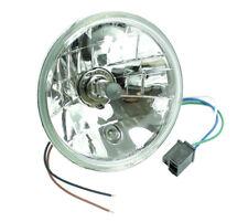 H4 Klarglas Reflektor pas f Simson S51 S70 S53 KR51 Schwalbe Halogen 12V