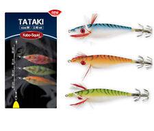 KP3441 Kit 6 Totanare Pesca Seppia Totani Squid Diki Diki 2,5 8 cm tataki PP