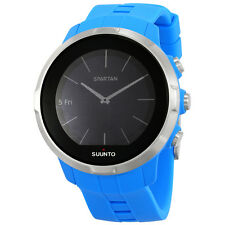 Suunto Spartan Sport Blue Mens Sports GPS Touch Screen Watch SS022653000