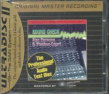 Parsons, Alan & Stephen Court Sound Check MFSL Gold CD Neu OVP Sealed SPCD 015