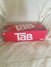 12 Pack Of Tab Soda Cola Brand New Unopened