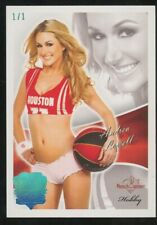 2013 Benchwarmer Ice Blue Foil 25 Years Hobby Andrea Lowell 1/1