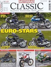 MC0805 + BMW R 90 S + DUCATI 900 SS + LAVERDA 1000 3C + NORTON Commando 850