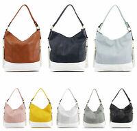 Womens Ladies Designer Inspired Tassels Shoulder Bag Large Hand Bag Evening Bag