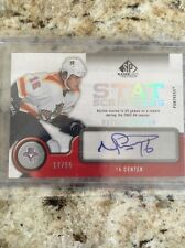 05-06 SP GAME-USED STAT SCRIPTIONS AUTOGRAPH AUTO Nathan Horton 17/55