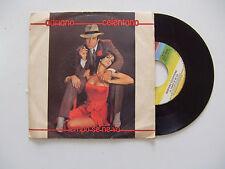 """Adriano Celentano-Il Tempo Se Ne Va-Disco Vinile 45 Giri 7"""" Stampa ITALIA 1980"""