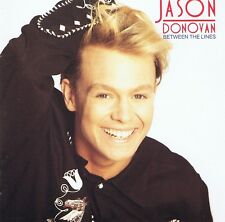 Jason Donovan - Between the Lines CD NEU Rhythm Of The Rain