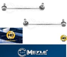 Front Anti Roll Bar Drop Links x2 BMW E60 E61 5 Series MEYLE HD 31306781547/548