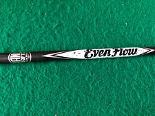 Rare Project X HANDCRAFTED Even Flow Black 6.5 X 75g Driver shaft Callaway 603