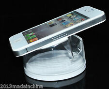 20pcs Round Clear Mobile Phone Holders Smartphone Dummy Display Stands Mounts