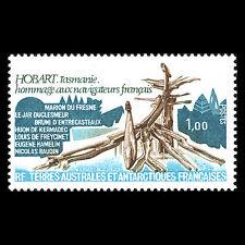 Taaf 1979 - French Navigators Memorial Hobar - Sc 81 Mnh