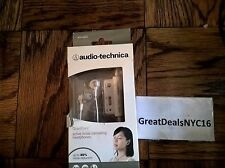 audio-technica noise cancelling headphone ATH-ANC3 WH