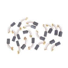 20pcs 6.5x7.5x13.5mm Carbon Brushes Repairing Part Generic Electric Motor ME