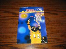 WILT CHAMBERLAIN - Basketball Comic Book!!  RARE!  LAKERS