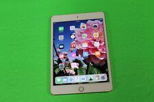 BROKEN Apple iPad Min 4 16GB, Wi-Fi, 7.9in. Gold, AS-IS