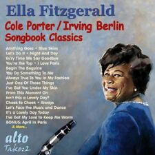 CD ELLA FITZGERALD PORTER AND BERLIN SONGBOOK CLASSICS ANYTHING GOES BLUE SKIES