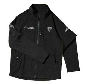 Triumph Motorcycles Mens Moto 2 Soft Shell Jacket MSWS19502