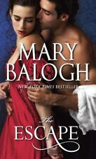A Survivor's Club Series #3: The Escape by Mary Balogh 2014, Paperback Book