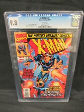 X-Man #30 (1997) Terry Kavanagh Story CGC 9.8 White Pages E390