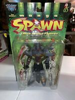 1998 MCFARLANE TOYS Spawn Manga Dead Spawn With Weapons Series 10 Sealed!