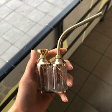 Mini Portable Hookahs Shisha Water Pipes Smoking Tobacco Copper Bubbler Durable