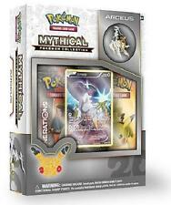 Pokemon Arceus Mythical Collection Box TCG - Factory Sealed - GENERATIONS