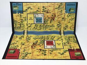 Combat! Replacement Game Board Only 1963