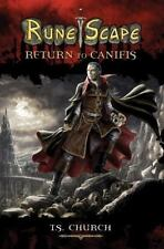 RuneScape: Return to Canifis-ExLibrary