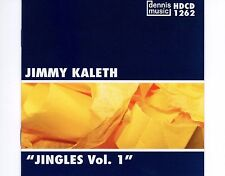 CD JIMMY KALETH jingles vol 1 DENNIS MUSIC  1997 EX+