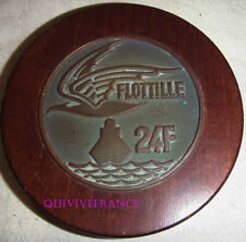 TB422 - PETITE TAPE DE BOUCHE AERONAVALE FLOTTILLE 24 F