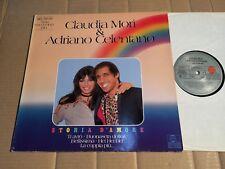 CLAUDIA MORI & ADRIANO CELENTANO - STORIA D'AMORE - LP - GERMANY 1982