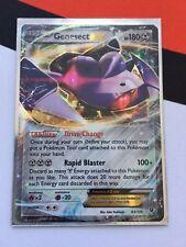 Pokemon Genesect EX 64/124