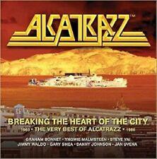 ALCATRAZZ - BREAKING THE HEART OF THE CITY (3CD BOX SET) 3 CD NEUF