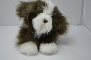 Rare Tiger Electronics Luv Puppy Brown and white  FurReal Friend 2004