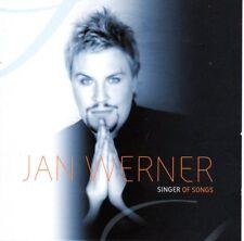 CD Jan Werner, Singer Of Songs, Eurovision Norwegen Norway