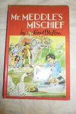 Mr Meddles Muddles Mischief (Hardcover)
