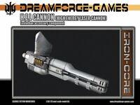 Iron-Core - HP Hel Cannon - 28mm Accessoire Weapon Dreamforge Games H. E.L