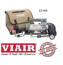 VIAIR 150PSI 2.30CFM 400P Portable Heavyweight Series 12V Air Compressor 40043