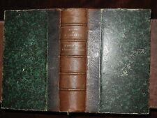 PHILARETE CHASLES: ANGLETERRE LITTERAIRE/FRANCE/LITERATURE/RARE 1876, $120+