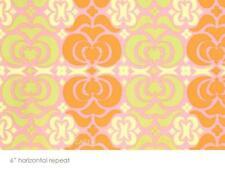 Amy Butler Midwest Modern Garden Maze Pink Fabric BHY