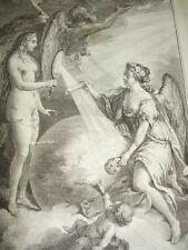 FABLES DE M.DORAT  48 vignettes et 46 culs-de-lampe de Marillier