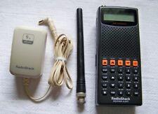 Vintage RADIO SHACK - WEATHER ALERT Pro-82 Police Fire Air Ham Radio WX Scanner