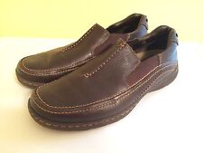 Sperry Top Sider Men's Brown Slip On Loafer Size 8.5 M