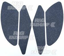 R&G Racing Eazi-Grip Traction Pads Black to fit Yamaha YZF R1 2004-2006